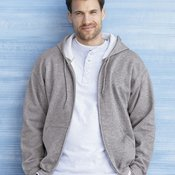 DryBlend Hooded Full-Zip Sweatshirt