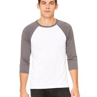 Unisex Three-Quarter Sleeve Baseball T-Shirt