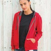 Women's Sofspun® Full-Zip Hooded Sweatshirt