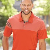 Heather 3-Stripes Block Sport Shirt