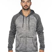 Men's Performance Raglan Hoodie