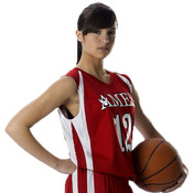 Women's Reversible Basketball Jersey