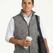 Cosmic Fleece Vest