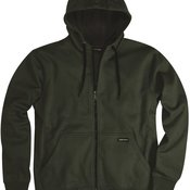 Bateman Bonded Power Fleece 2.0 Full-Zip Sweatshirt