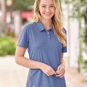 Women's Heathered Sport Shirt